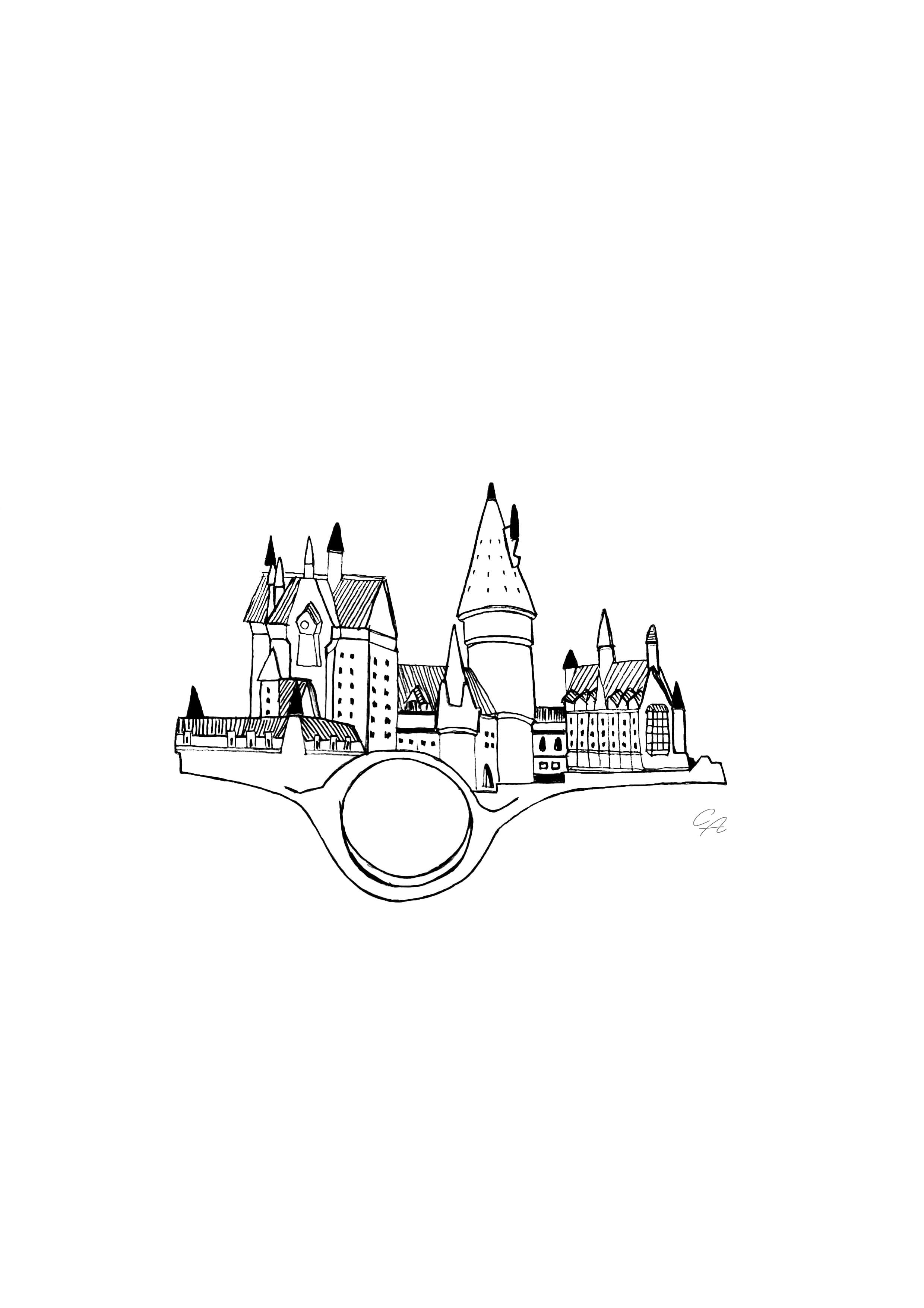 Hogwarts 2 min